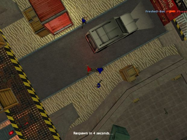 Multiplayer - Topdown