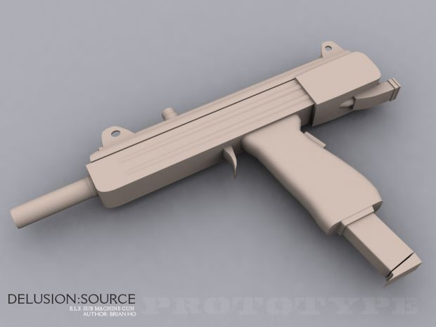 ELF Sub-Machine Gun