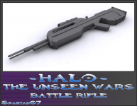 BR55HB SR Battle Rifle