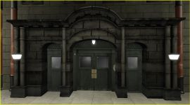 Entrance Final