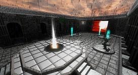 Arena Main Area - Easy and Medium