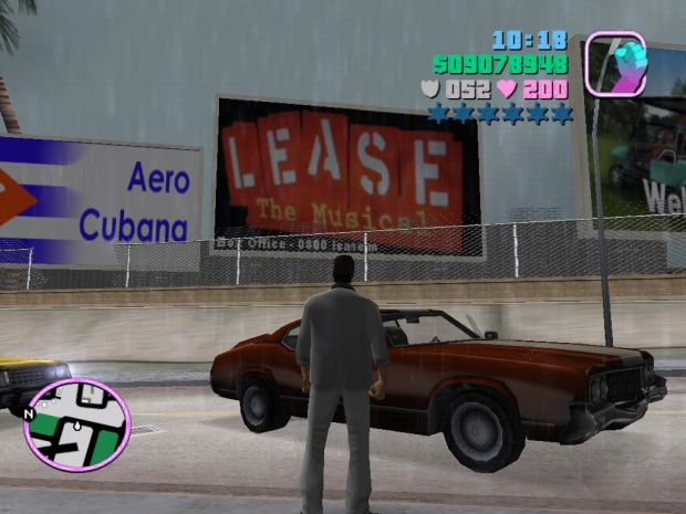 lease billboard image team america world police mod for grand theft auto vice city mod db. Black Bedroom Furniture Sets. Home Design Ideas