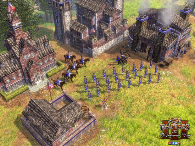 Napoleonic Era mod for Age of Empires III: The Asian