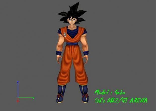 Model : Goku