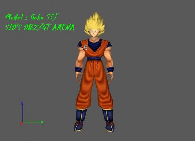 Model : Goku SSJ