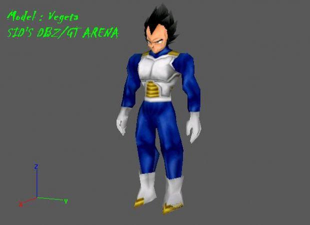 Model : Vegeta