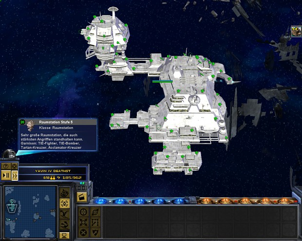 New Starbase Hardpoint Layouts