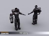USA Cyborg