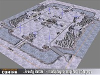 Multiplayer map: Frosty Battle