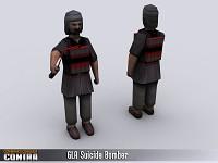 GLA Suicide Bomber
