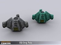 USA Drop Pods