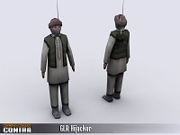 GLA Hijacker