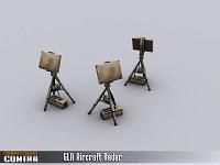 GLA Aircraft Radar