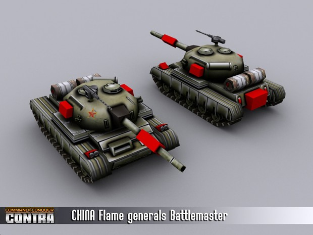 New Flame Battlemaster