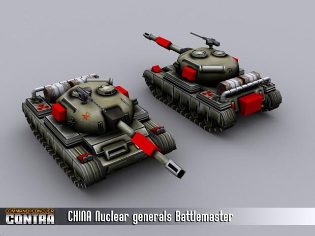 China Nuclear Battlemaster