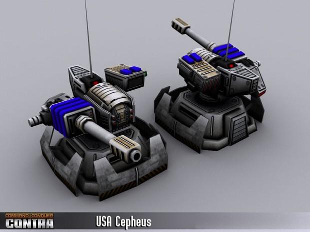USA Cepheus