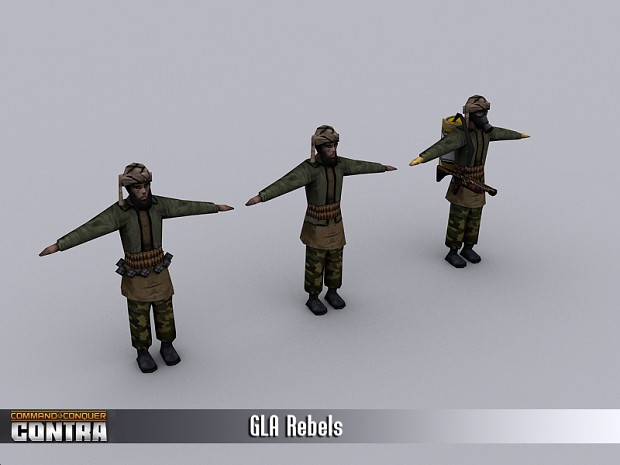 New GLA Rebels