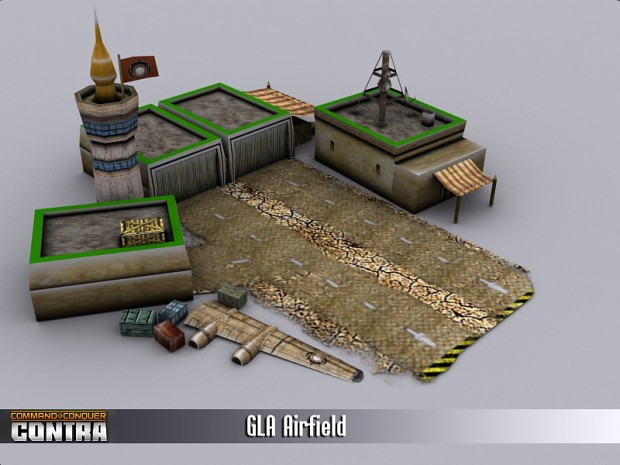 New GLA Airfield