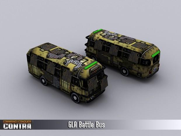 GLA Battle Bus