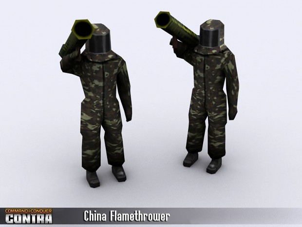 China Flamethrower