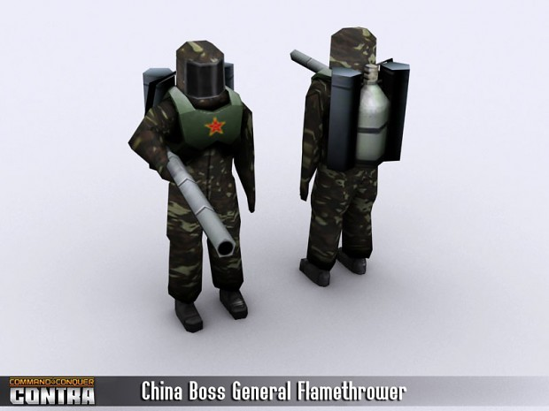 China Boss Flamethrower
