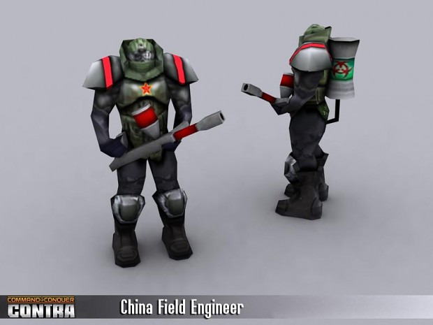 China Field Engineer