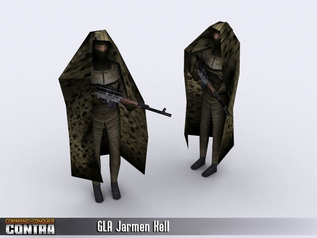 GLA Jarmen Kell (currently unused)