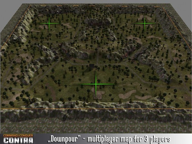 Multiplayer map: Downpour