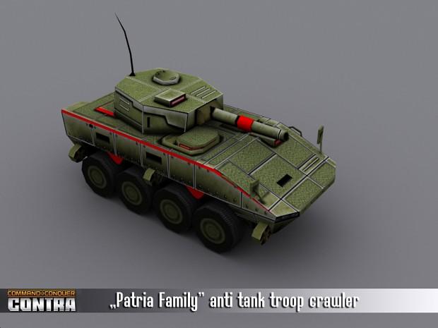 Anti-Tank Troop Crawler