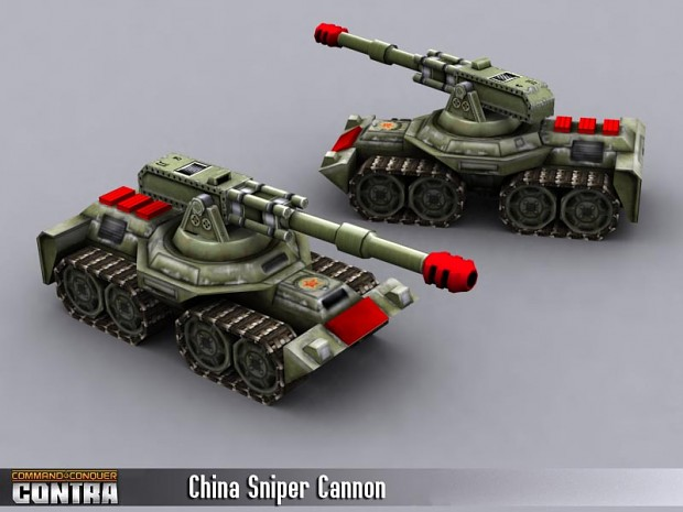 China Sniper Cannon