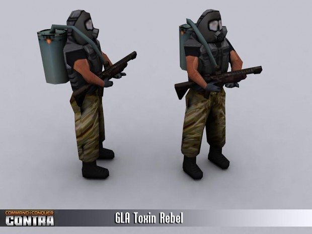 GLA Toxin Rebel