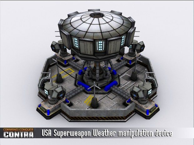 USA Weather Manipulation Device