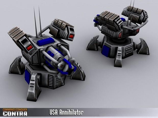 USA Laser Annihilator