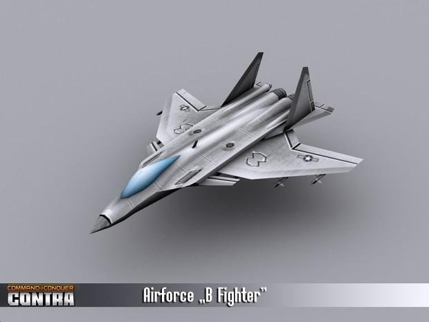 """USA """"B Fighter"""""""