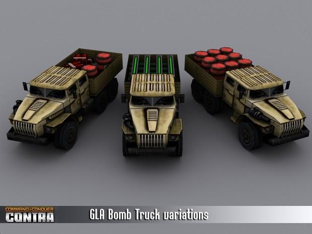 GLA Bomb Truck