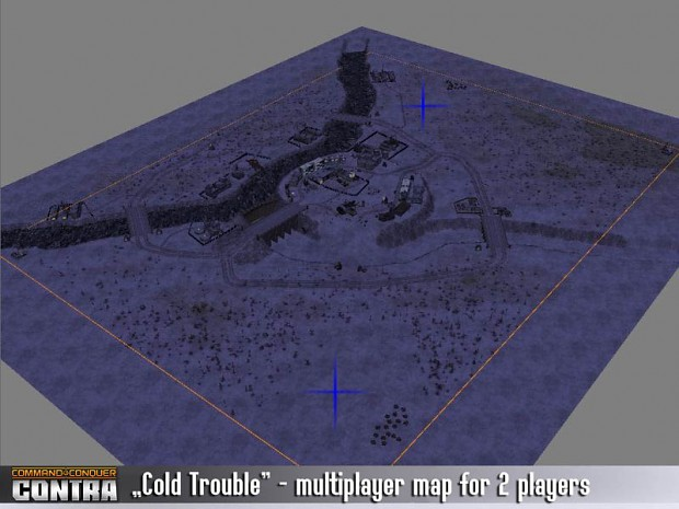 Multiplayer map: Cold Trouble