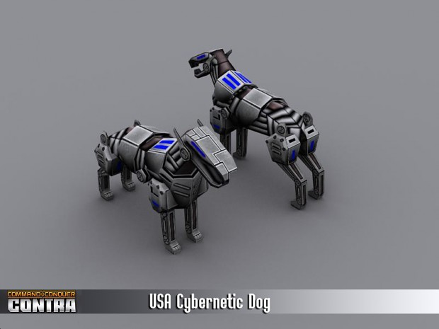 USA Cybernetic Dog