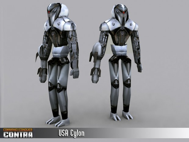 USA Cylon (unused)