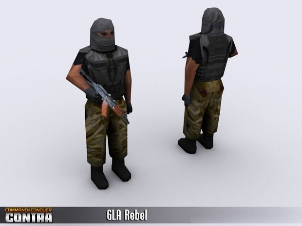 GLA Rebel