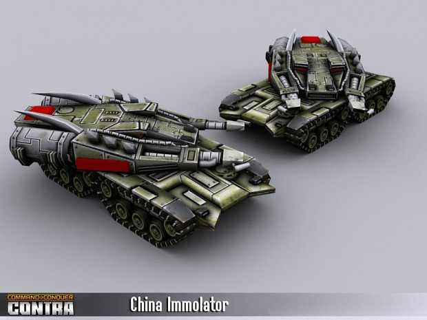 China Immolator