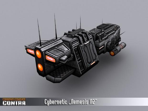 USA Nemesis N2 (rear view)