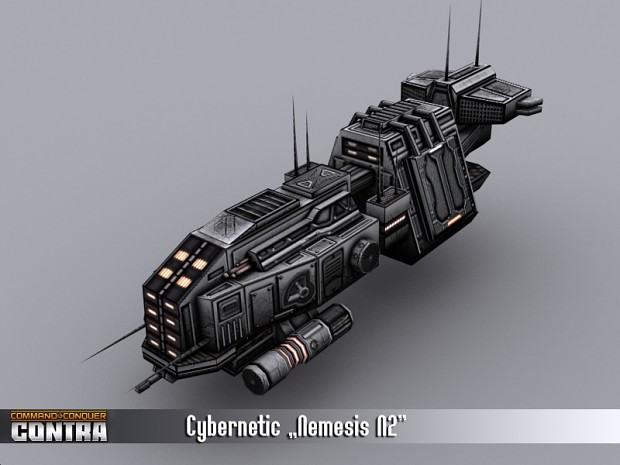 USA Nemesis N2 (front view)