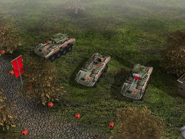 Improved Troop Crawler textures