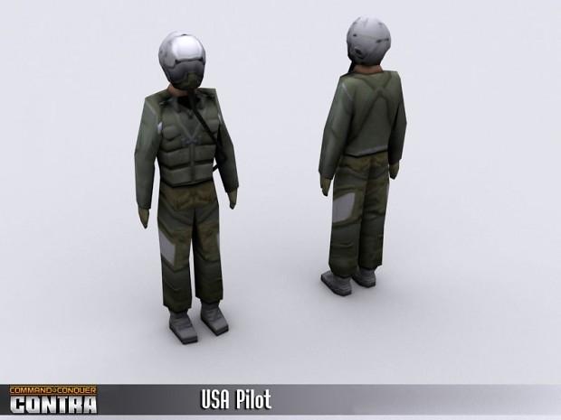 USA Pilot