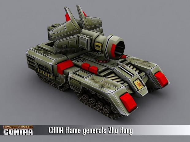 China Zhu Rong