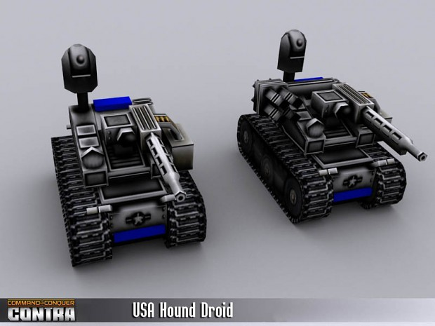USA Hound Droid