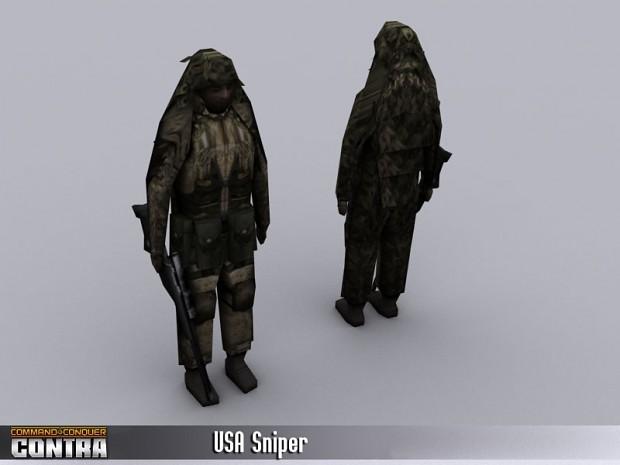USA Sniper