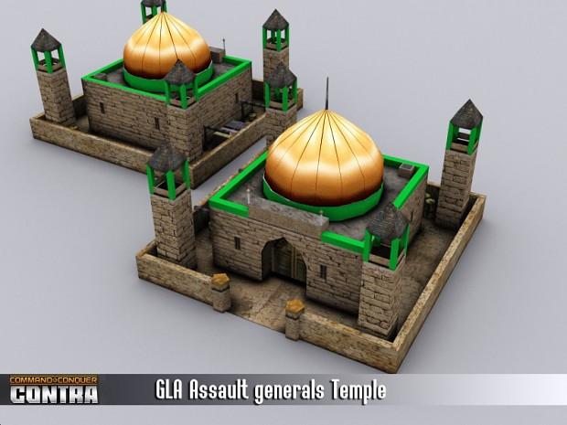 GLA Temple