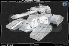 "Main Battle Tank ""Panther4"""