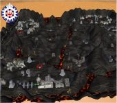 Volcanic Map 2